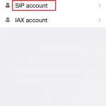 Zoiper iOS - 9 de 12